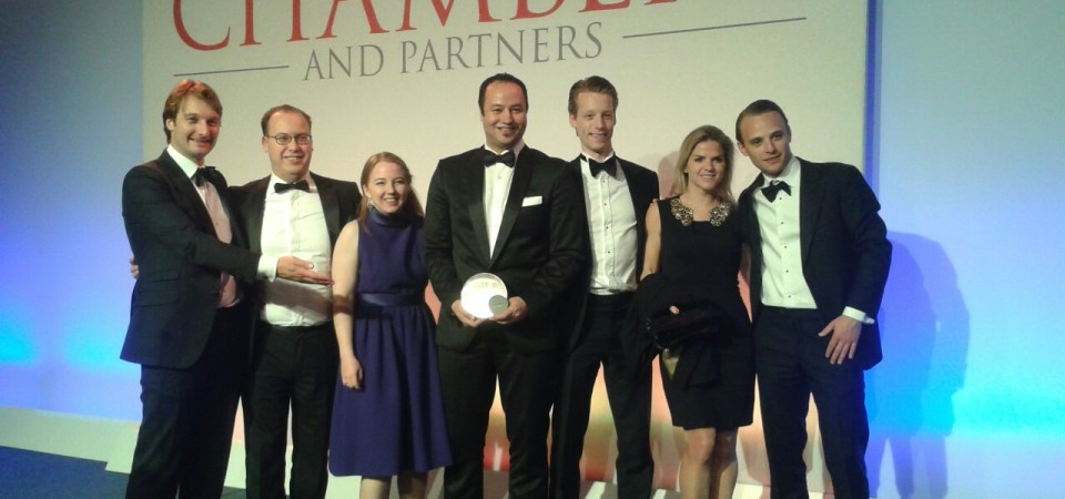 Chambers & Partners 1