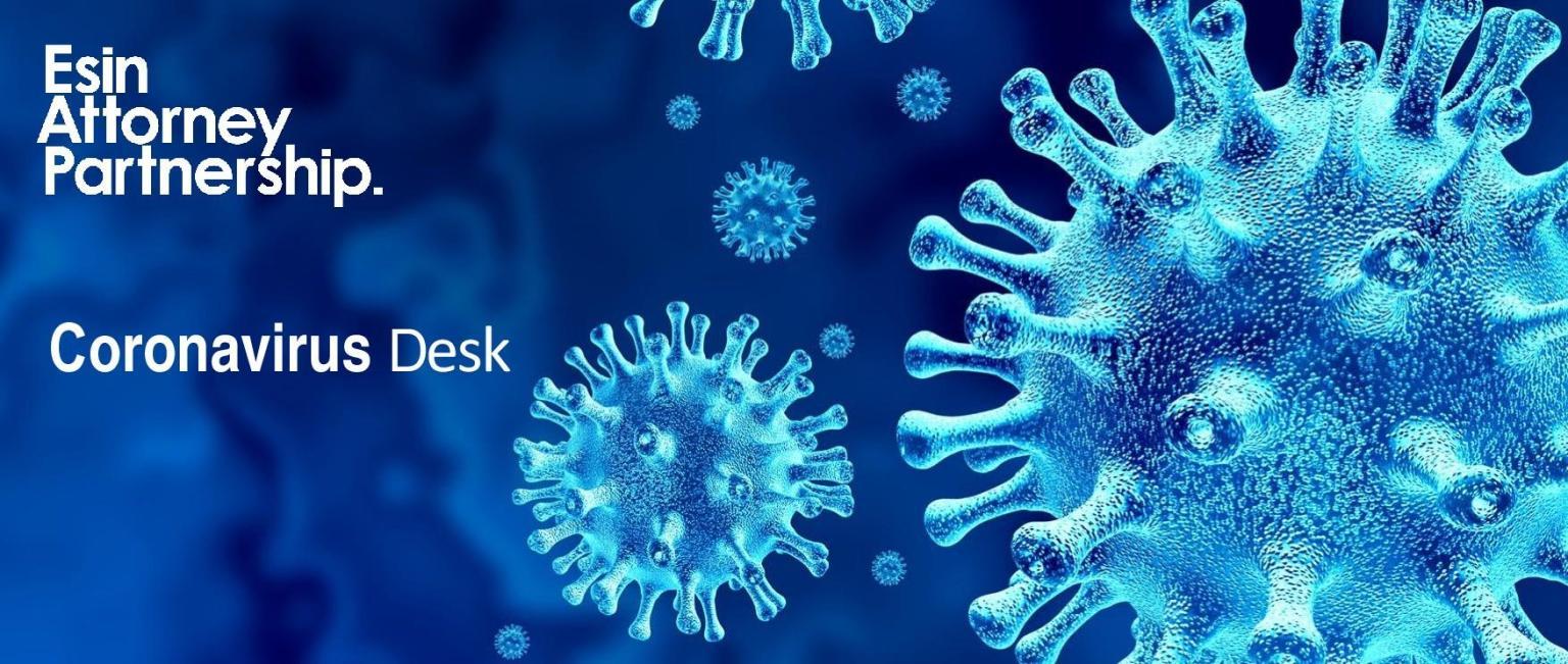 Coronavirus Desk